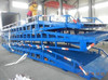 10T mobile hydraulic container loading ramp