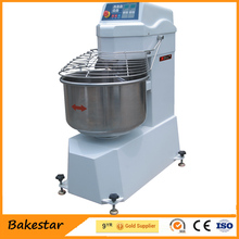 Good price industrial 50kg spiral bakery bread commercial dough mixer