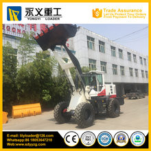 construction equipment ce approved wheel loader for sale small wheel loader with best quality