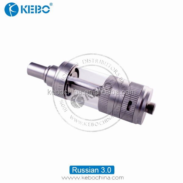 Top Selling Original Kebo UCTRussian 2.0 Rba Atomizer The Russian 91% / KEBO Russian 3.0 In stock