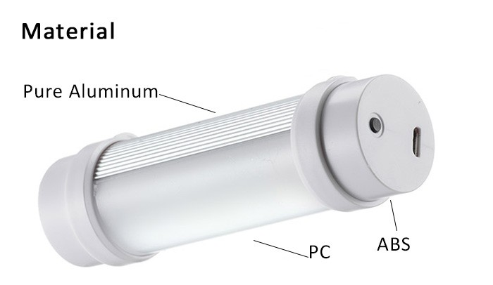 Newest Long lasting Portable Rechargeable Led Emergency Light