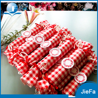 Hot selling factory price high quality custom christmas party crackers