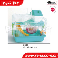 Custom made new design plastic pet cage for sale cheap