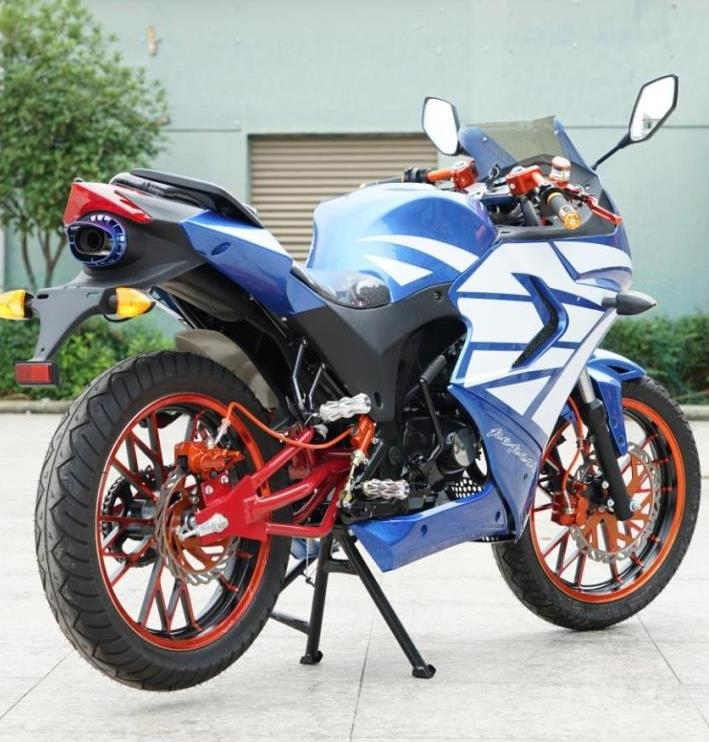 Trade Assurance factory 125cc widely applicable Automobile motorcycle
