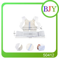 Alibaba Wholesale Adjustable Posture Corrector Braces&Support Body Pain Belt Brace Shoulder For Men Women Care Health