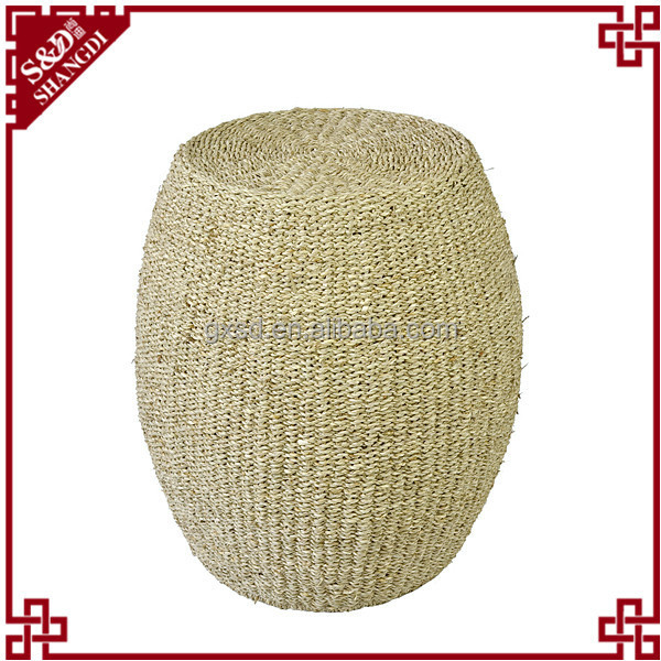 S&D rattan handmade iridescent colored plastic chairs