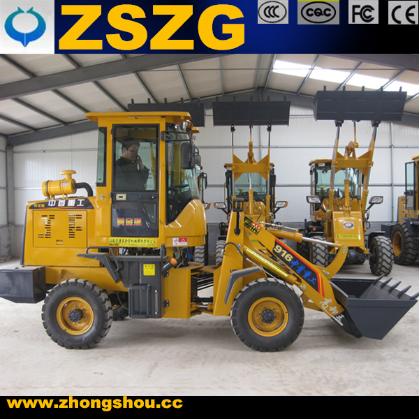 international tractor hydraulics wheel loader zl16 small earth moving equipment