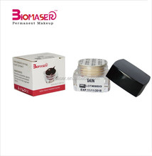 Professional Biomaser Color Pigment Ink,Eyebrow Permanent Makeup Microblading Pigment
