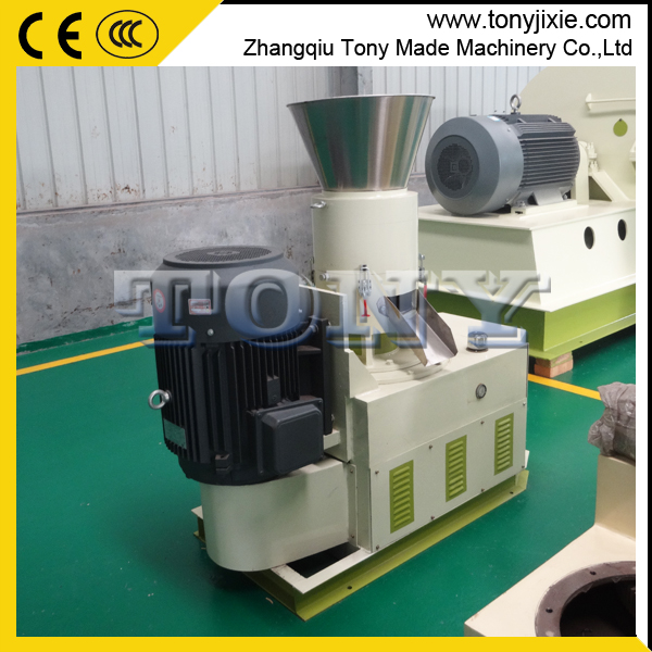 Edward 3 years warranty small wood pellet machine price