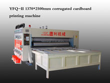 Packing printer 8colors carton flexo printing and die cutting machine