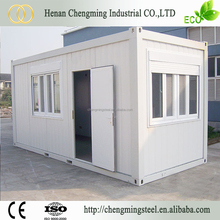 Flexible And Durable Commercial Ecofriendly Qatar Container House Portacabins Labor Camp