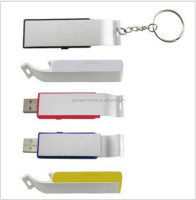 Bottle Opener Shaped Good Quality Plastic USB Flash Drives Disk for suppliers