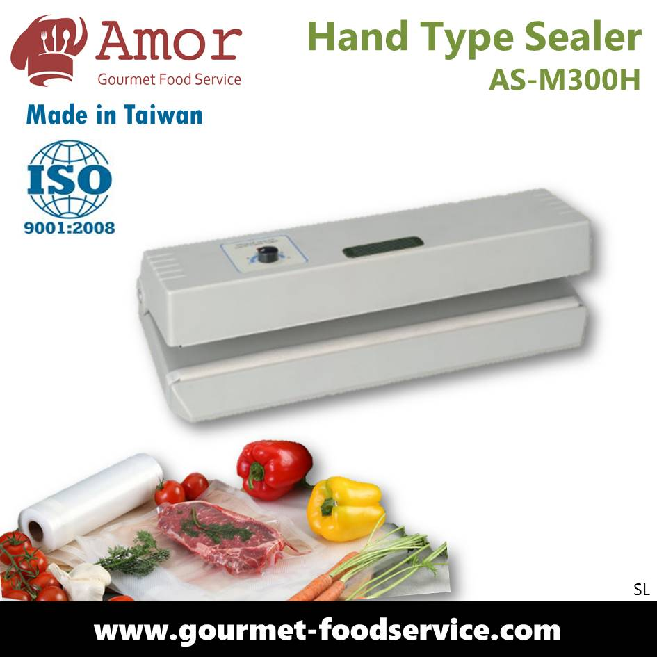 Easy to use factories-used industrial reliable desktop manual impulse sealer