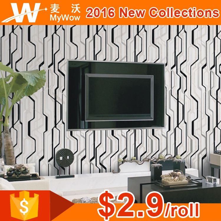 deep embossed home decorative wallpaper wall paper 3d