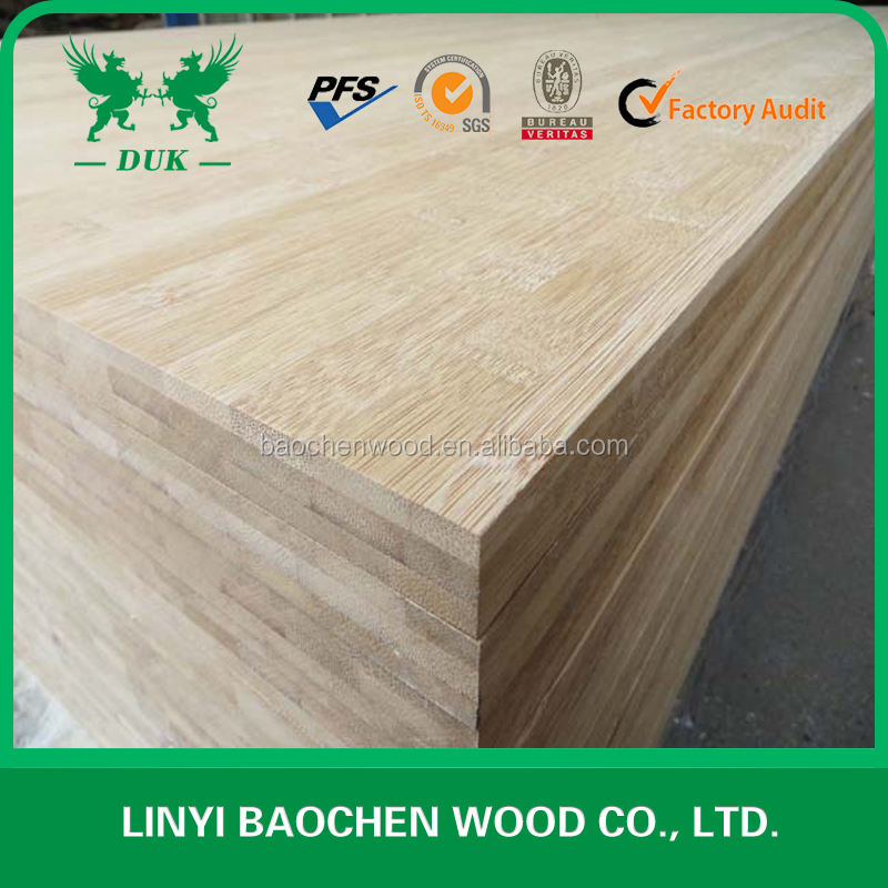 1.6mm bamboo plywood for bamboo furniture for Laser engraving for longboard