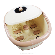 Electric Heating Pedicure Deep Water Jet Ionic Medical Foot Bath Massage Machine with Heat Control