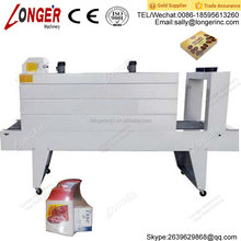 Good Performance Small Shrink Wrapping Machine For Carton Box