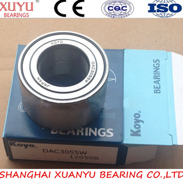 koyo bearing dac3055w-3 Automotive Front Wheel hub Bearing