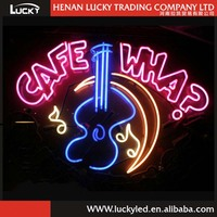 Lucky Neon Sign Made In China
