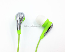 heavy bass plastic mp3 mp4 skull piston mobile colorful earphone