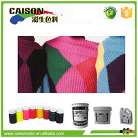 Professional manufacture color for polyester organza fabric energy saving dyeing