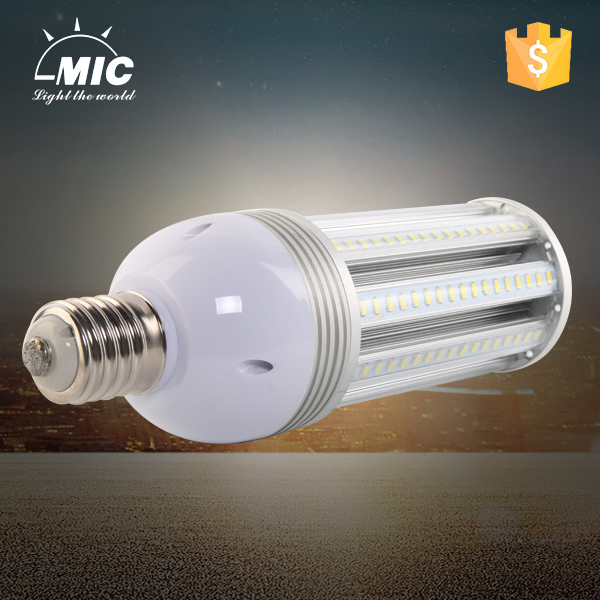 High quality Indoor lighting dimmable 54w dlc approved led corn light 60w