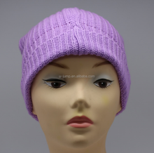 Exquisite Women Winter Knitted jacquard Beanie Hats