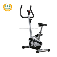 Hot sale belt exercise bike/woman use home body bike
