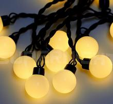 Mini Ball String Light LED Globe Light Chain For Party Wedding Lighting