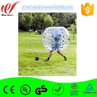 Durable modeling inflatable human size bubble ball for adult and kids BW7202