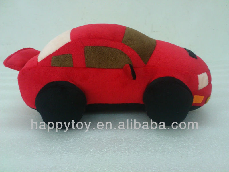 HI CE Lovely plush car toy