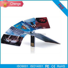 Print LOGO 1gb 2gb 4gb 8gb 16gb 32gb 64gb business credit card usb memory stick flash drive