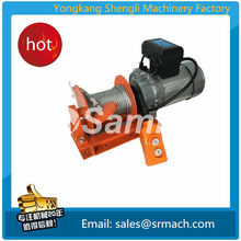 hot small 150kg lightweight electric hoist