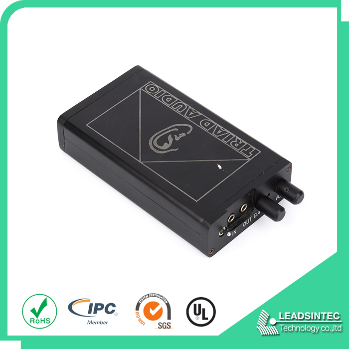 Low price FR4 circuit electronic audio amplifier