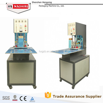 High Frequency Blister Welding Machine to Seal Plastic Clamshell