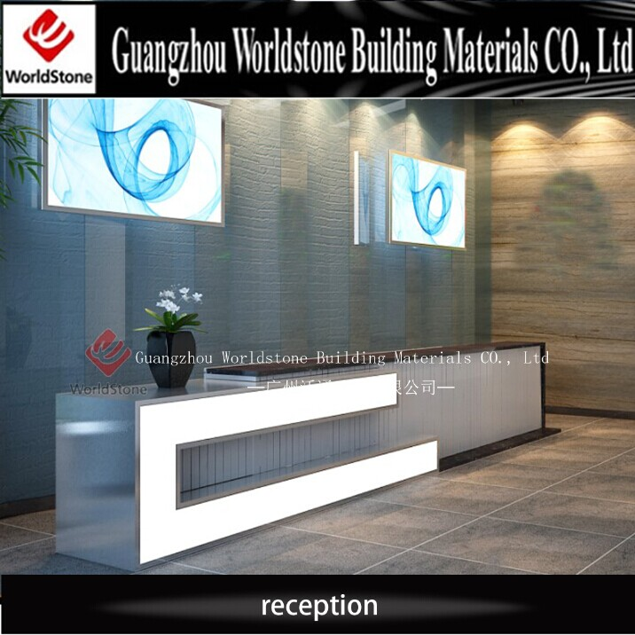 Hotel Reception Desk/table/counter/furniture Design - Buy ...