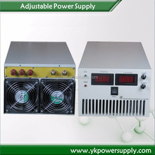 15v 400a 6kw dc/ac intelligent control linear power supply