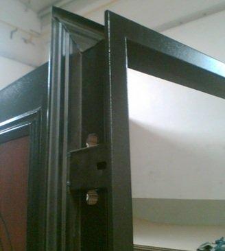 Marco de la puerta de metal marcos para puertas y - Marcos de puertas ...