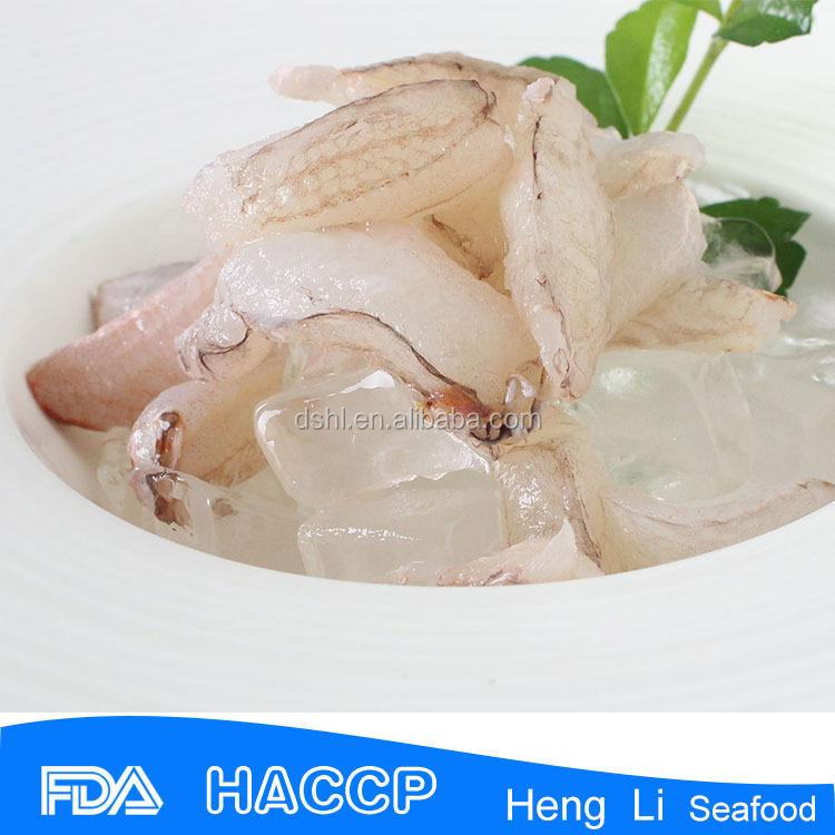 Как приготовить крабовое мясо замороженное