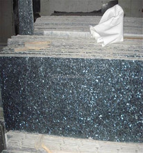China shandong nature blue pearl granite price india and blue ice granite tile