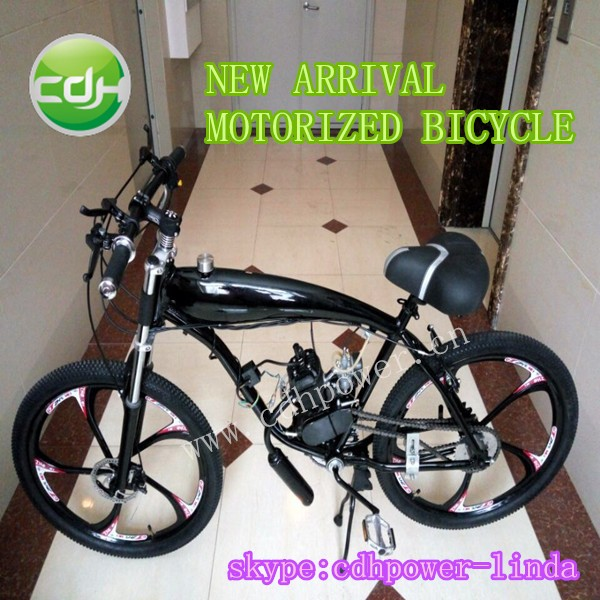 Bike/mid mount bicycle motor