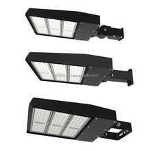 LED ShoeBox Light / LED PARKING Lot 90w 150w 210w 300w with DLC Certificate 5 years Warranty & MeanWell