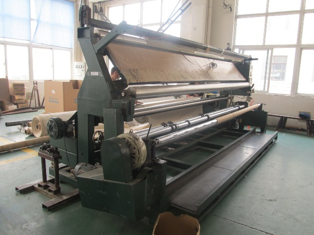 Slitting and rewinding