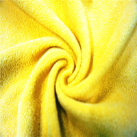 100 polyester anti pilling polar fleece fabric