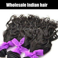 Grade 5A Indian Italian curl hair,natural color,22inches, no mixed with animal hair