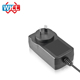 RCM C-Tick SAA approved Wall mounted power adapter 15V 3A power adapter with AU plug for LED light and CCTV Camera
