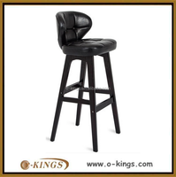 Hotel mini bar counter and mini bar stool set