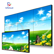 55 inch LG video wall screen 1.8mm thin bezel splicing lcd tv