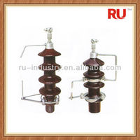 High Voltage Porcelain Transformer Bushings with fitting