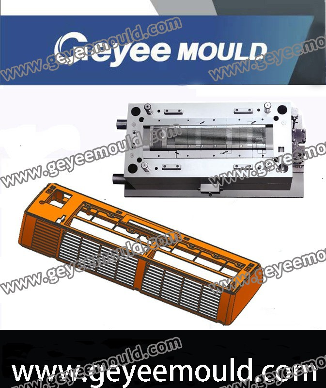 home use air conditioner mould,Huangyan injection air conditioner part mould